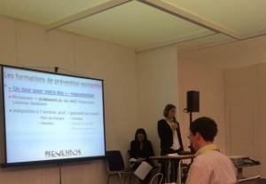 Participation au workshop